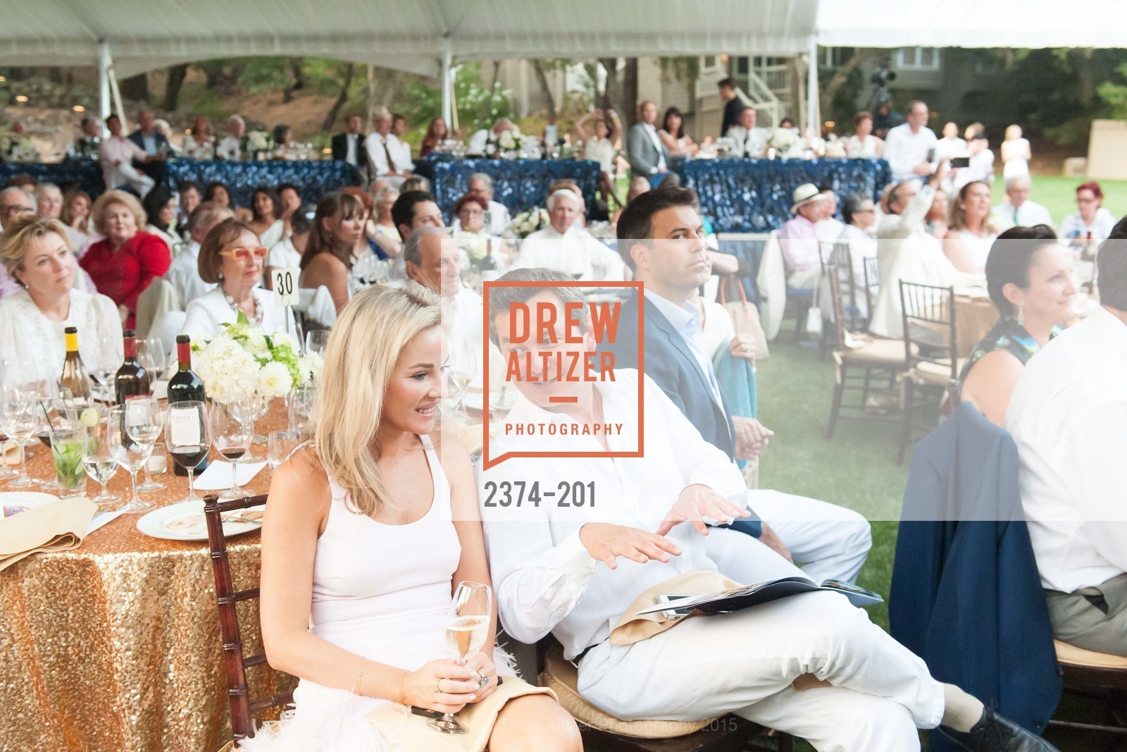 Sarah Collins, Michael Uytengsu, Festival del Sole Annual Gala at Meadowood Napa Valley, Meadowood Napa Valley. 900 Meadowood Ln, July 19th, 2015,Drew Altizer, Drew Altizer Photography, full-service agency, private events, San Francisco photographer, photographer california