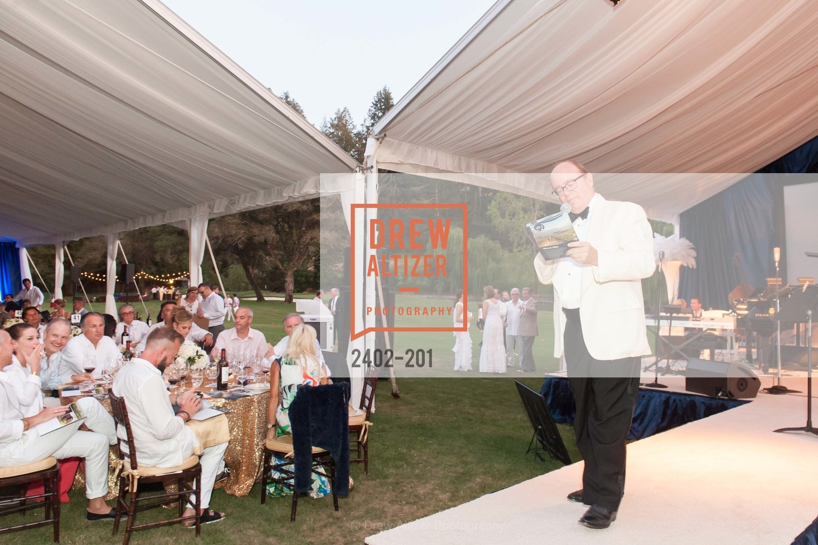 Fritz Hatton, Festival del Sole Annual Gala at Meadowood Napa Valley, Meadowood Napa Valley. 900 Meadowood Ln, July 19th, 2015,Drew Altizer, Drew Altizer Photography, full-service agency, private events, San Francisco photographer, photographer california