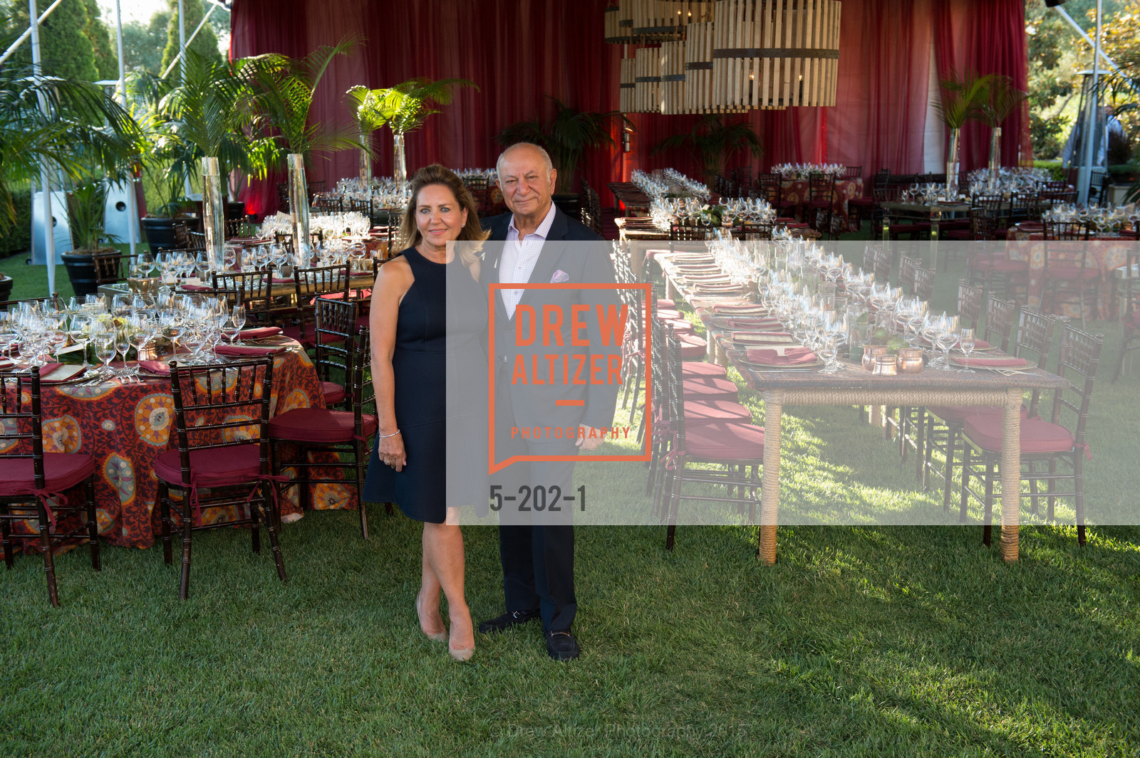 Shahpar Khaledi, Darioush Khaledi, Festival del Sole Patron Dinner at Darioush Winery, Darioush Winery. 4240 Silverado Trail, July 24th, 2015,Drew Altizer, Drew Altizer Photography, full-service agency, private events, San Francisco photographer, photographer california