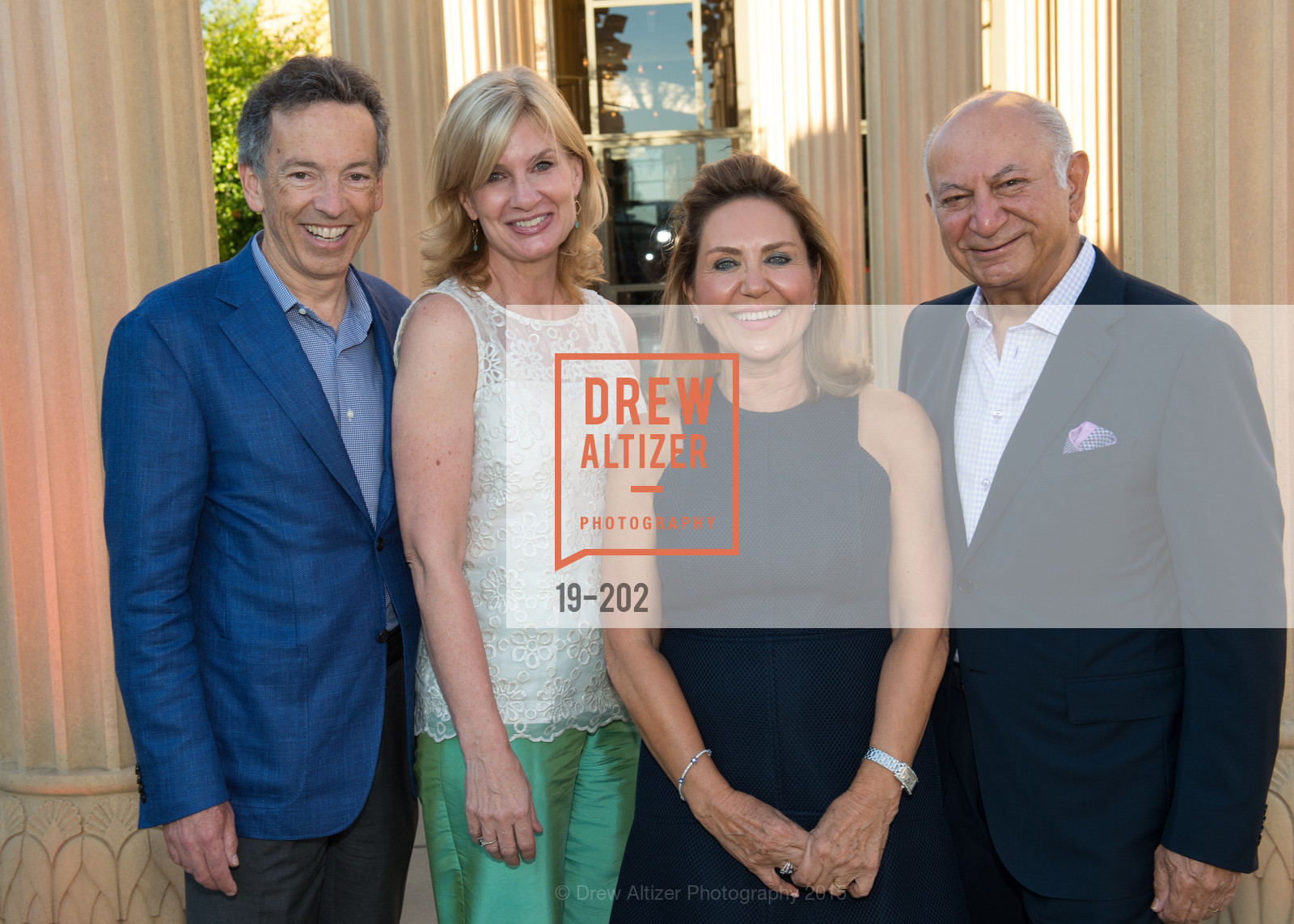 Rick Walker, Karen Walker, Shahpar Khaledi, Darioush Khaledi, Festival del Sole Patron Dinner at Darioush Winery, Darioush Winery. 4240 Silverado Trail, July 24th, 2015,Drew Altizer, Drew Altizer Photography, full-service agency, private events, San Francisco photographer, photographer california