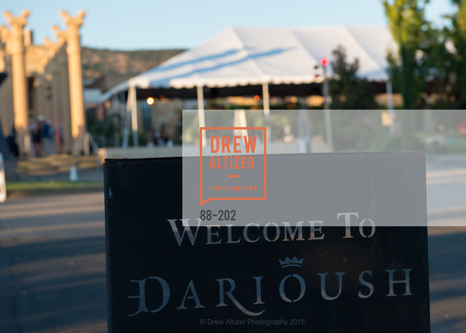 Atmosphere, Festival del Sole Patron Dinner at Darioush Winery, Darioush Winery. 4240 Silverado Trail, July 24th, 2015,Drew Altizer, Drew Altizer Photography, full-service agency, private events, San Francisco photographer, photographer california