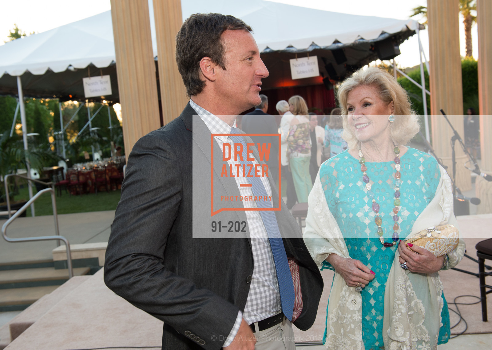 Todd Traina, Dede Wilsey, Festival del Sole Patron Dinner at Darioush Winery, Darioush Winery. 4240 Silverado Trail, July 24th, 2015,Drew Altizer, Drew Altizer Photography, full-service agency, private events, San Francisco photographer, photographer california
