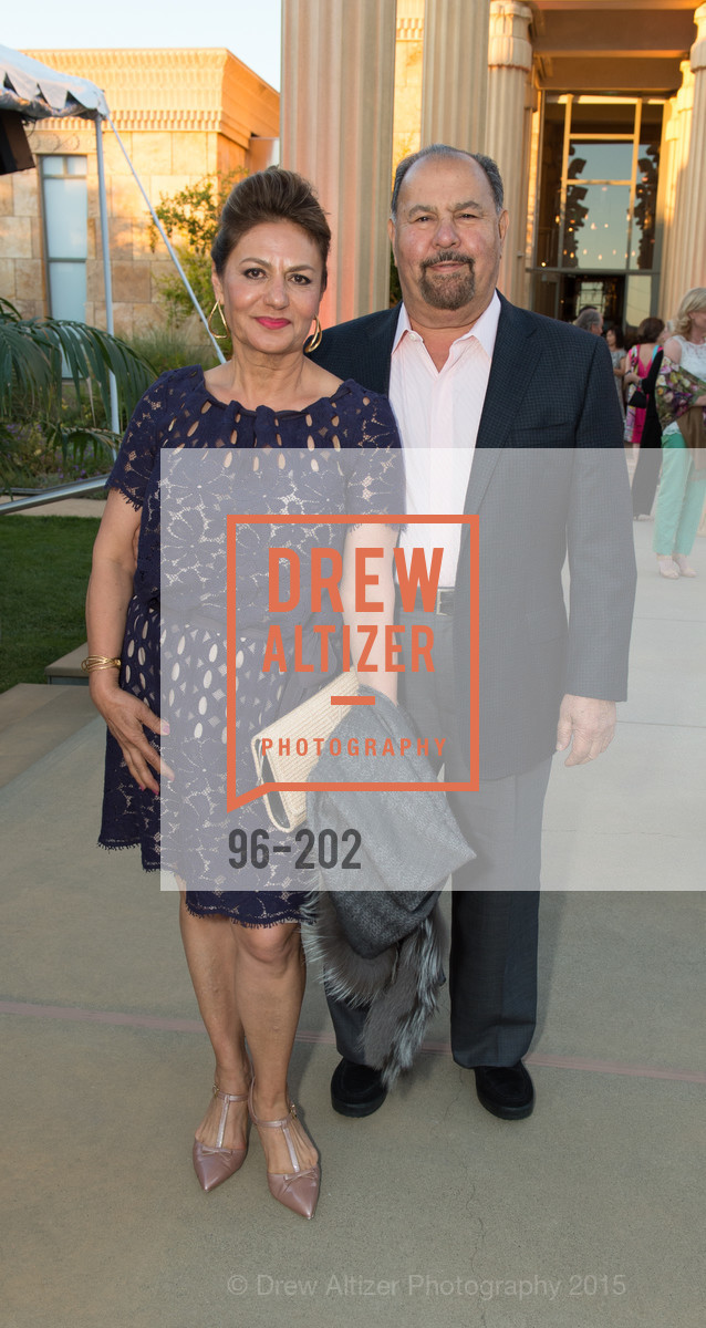 Vida Vazin, Paul Vazin, Festival del Sole Patron Dinner at Darioush Winery, Darioush Winery. 4240 Silverado Trail, July 24th, 2015,Drew Altizer, Drew Altizer Photography, full-service event agency, private events, San Francisco photographer, photographer California