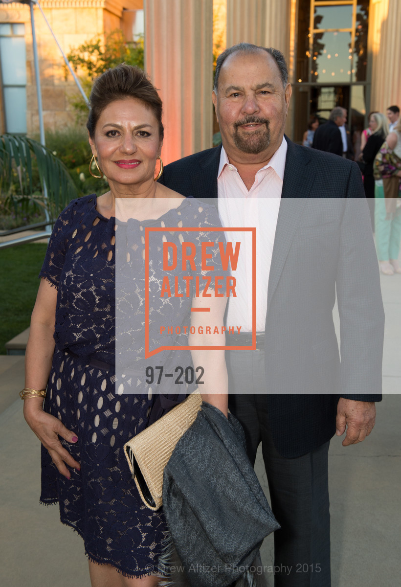 Vida Vazin, Paul Vazin, Festival del Sole Patron Dinner at Darioush Winery, Darioush Winery. 4240 Silverado Trail, July 24th, 2015,Drew Altizer, Drew Altizer Photography, full-service agency, private events, San Francisco photographer, photographer california