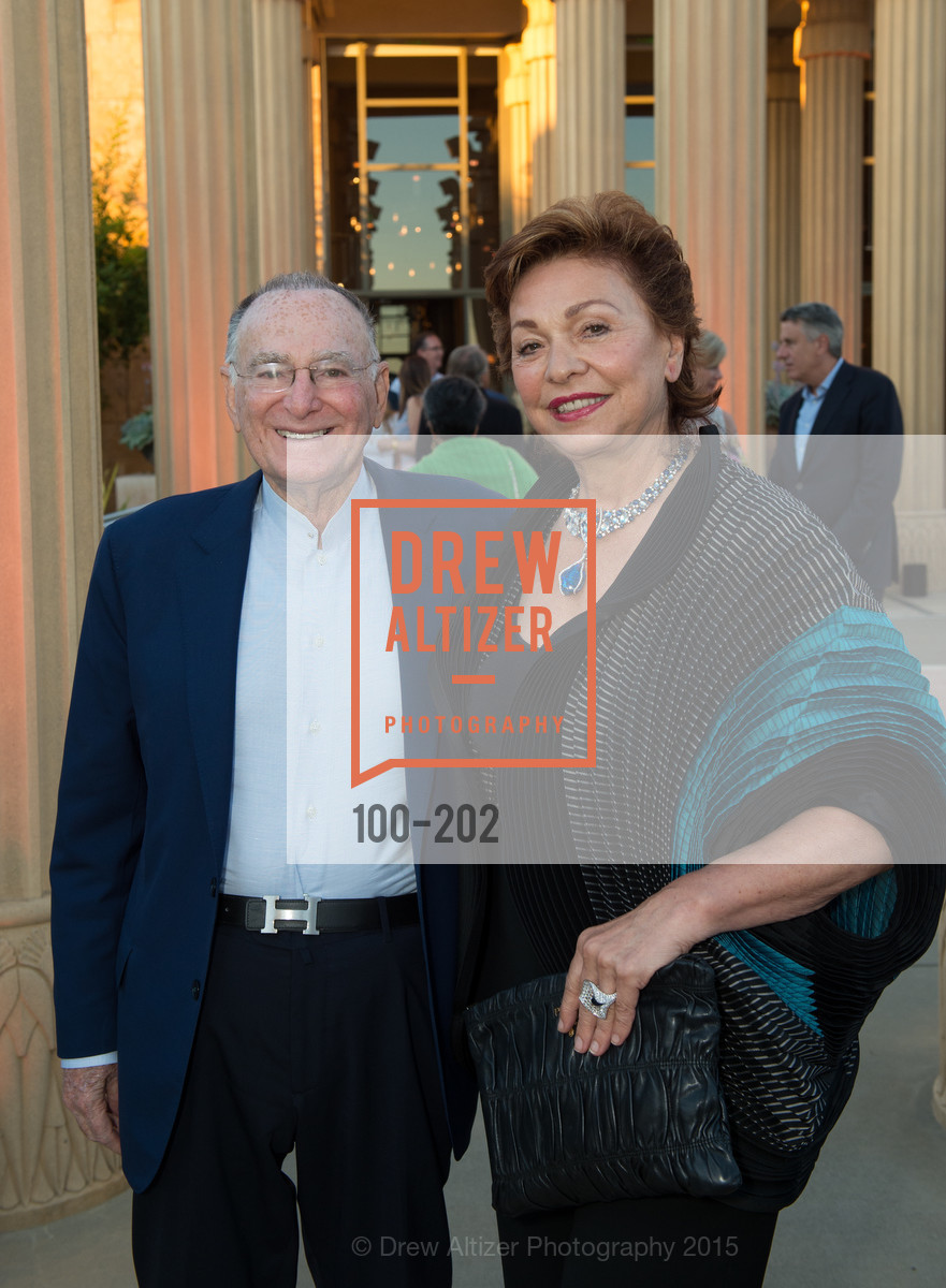 Jan Shrem, Maria Manetti Shrem, Festival del Sole Patron Dinner at Darioush Winery, Darioush Winery. 4240 Silverado Trail, July 24th, 2015,Drew Altizer, Drew Altizer Photography, full-service agency, private events, San Francisco photographer, photographer california