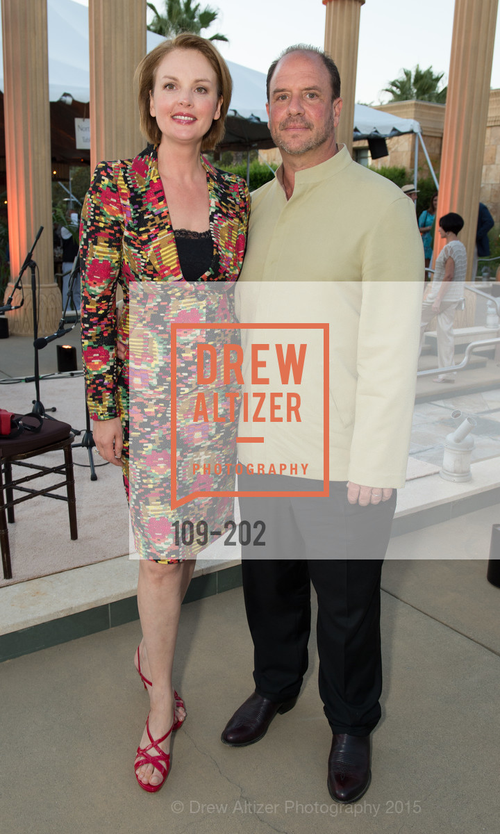 Nina Kotova, Barrett Wissman, Festival del Sole Patron Dinner at Darioush Winery, Darioush Winery. 4240 Silverado Trail, July 24th, 2015,Drew Altizer, Drew Altizer Photography, full-service agency, private events, San Francisco photographer, photographer california