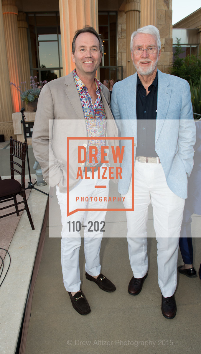 Chip Zecher, Walter Wood, Festival del Sole Patron Dinner at Darioush Winery, Darioush Winery. 4240 Silverado Trail, July 24th, 2015,Drew Altizer, Drew Altizer Photography, full-service agency, private events, San Francisco photographer, photographer california