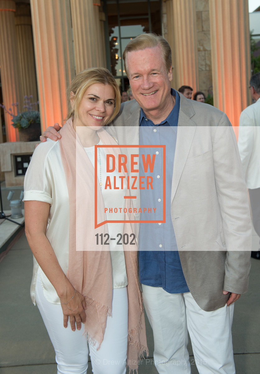 Brigitta Whiting, Mark Whiting, Festival del Sole Patron Dinner at Darioush Winery, Darioush Winery. 4240 Silverado Trail, July 24th, 2015,Drew Altizer, Drew Altizer Photography, full-service event agency, private events, San Francisco photographer, photographer California