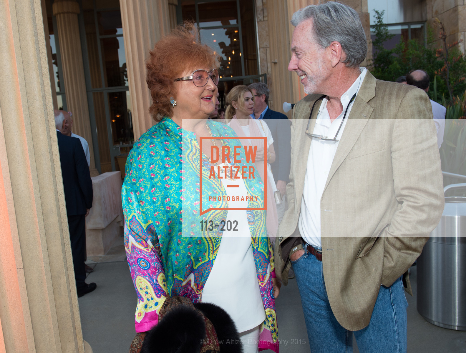 Tatiana Copeland, David Pearson, Festival del Sole Patron Dinner at Darioush Winery, Darioush Winery. 4240 Silverado Trail, July 24th, 2015,Drew Altizer, Drew Altizer Photography, full-service agency, private events, San Francisco photographer, photographer california