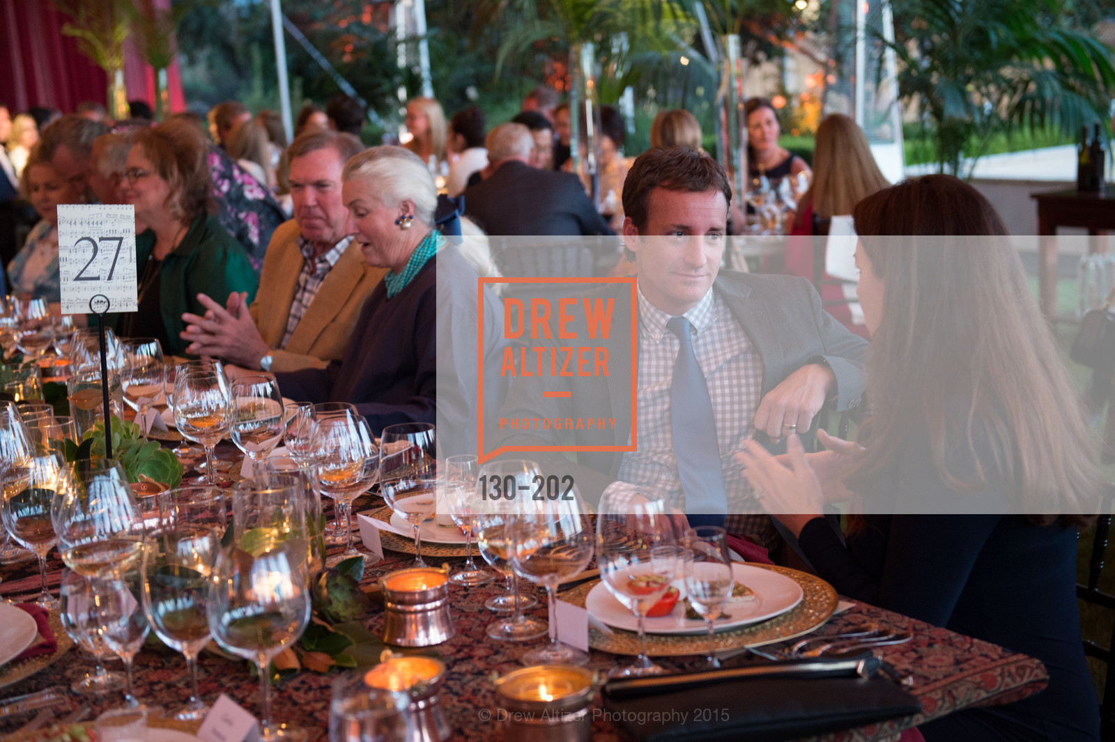 Todd Traina, Festival del Sole Patron Dinner at Darioush Winery, Darioush Winery. 4240 Silverado Trail, July 24th, 2015,Drew Altizer, Drew Altizer Photography, full-service agency, private events, San Francisco photographer, photographer california