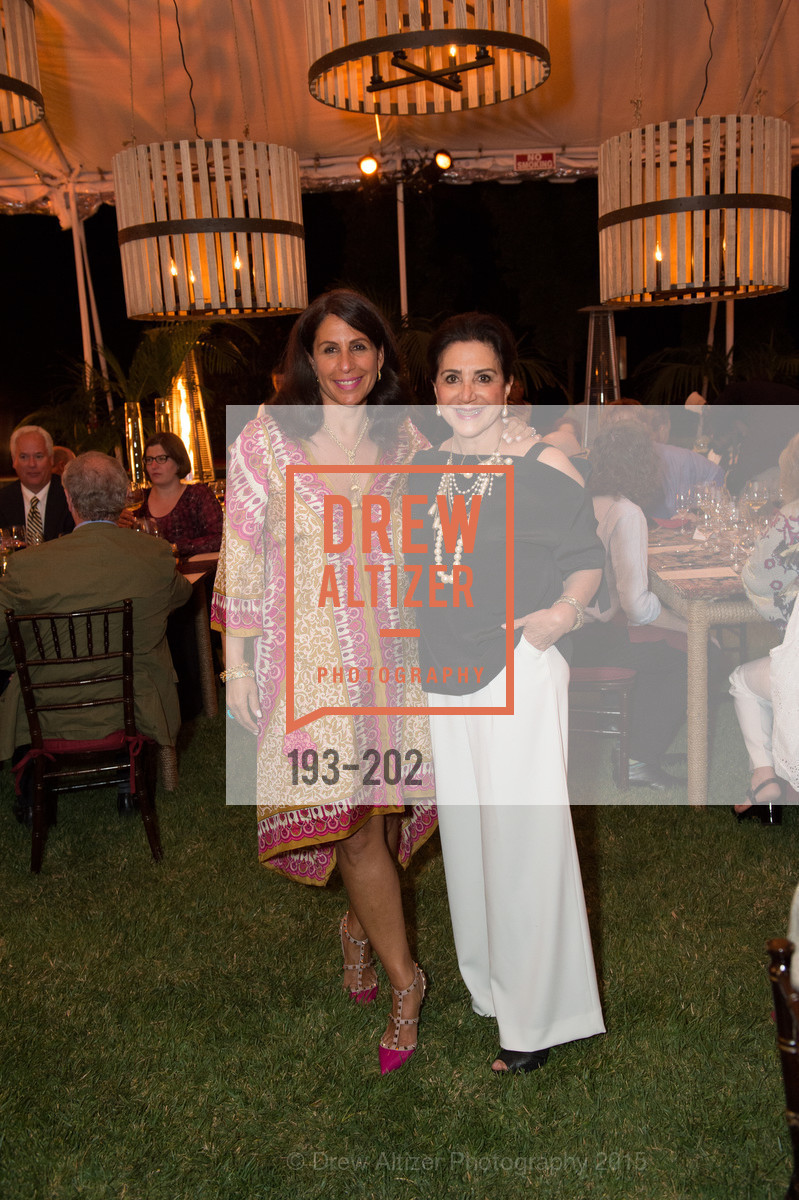 Lisa Grotts, Lily Samii, Festival del Sole Patron Dinner at Darioush Winery, Darioush Winery. 4240 Silverado Trail, July 24th, 2015,Drew Altizer, Drew Altizer Photography, full-service agency, private events, San Francisco photographer, photographer california