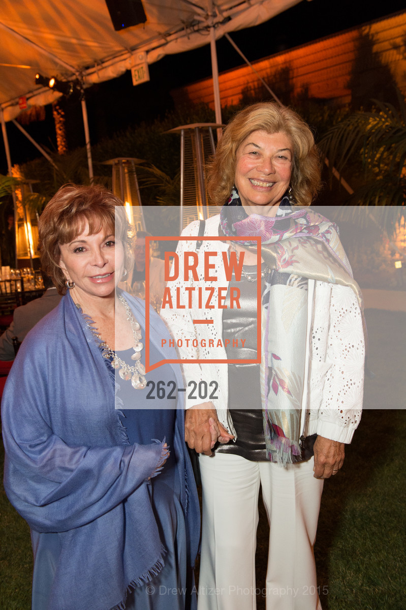 Isabel Allende, Valeria Huneeus, Photo #262-202