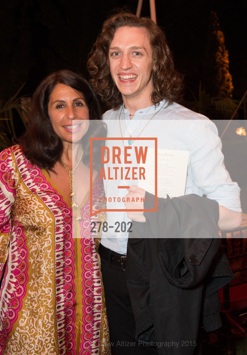 Lisa Grotts, Joshua Thake, Festival del Sole Patron Dinner at Darioush Winery, Darioush Winery. 4240 Silverado Trail, July 24th, 2015,Drew Altizer, Drew Altizer Photography, full-service agency, private events, San Francisco photographer, photographer california