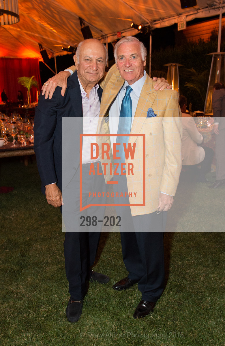 Darioush Khaledi, Antonio Castellucci, Festival del Sole Patron Dinner at Darioush Winery, Darioush Winery. 4240 Silverado Trail, July 24th, 2015