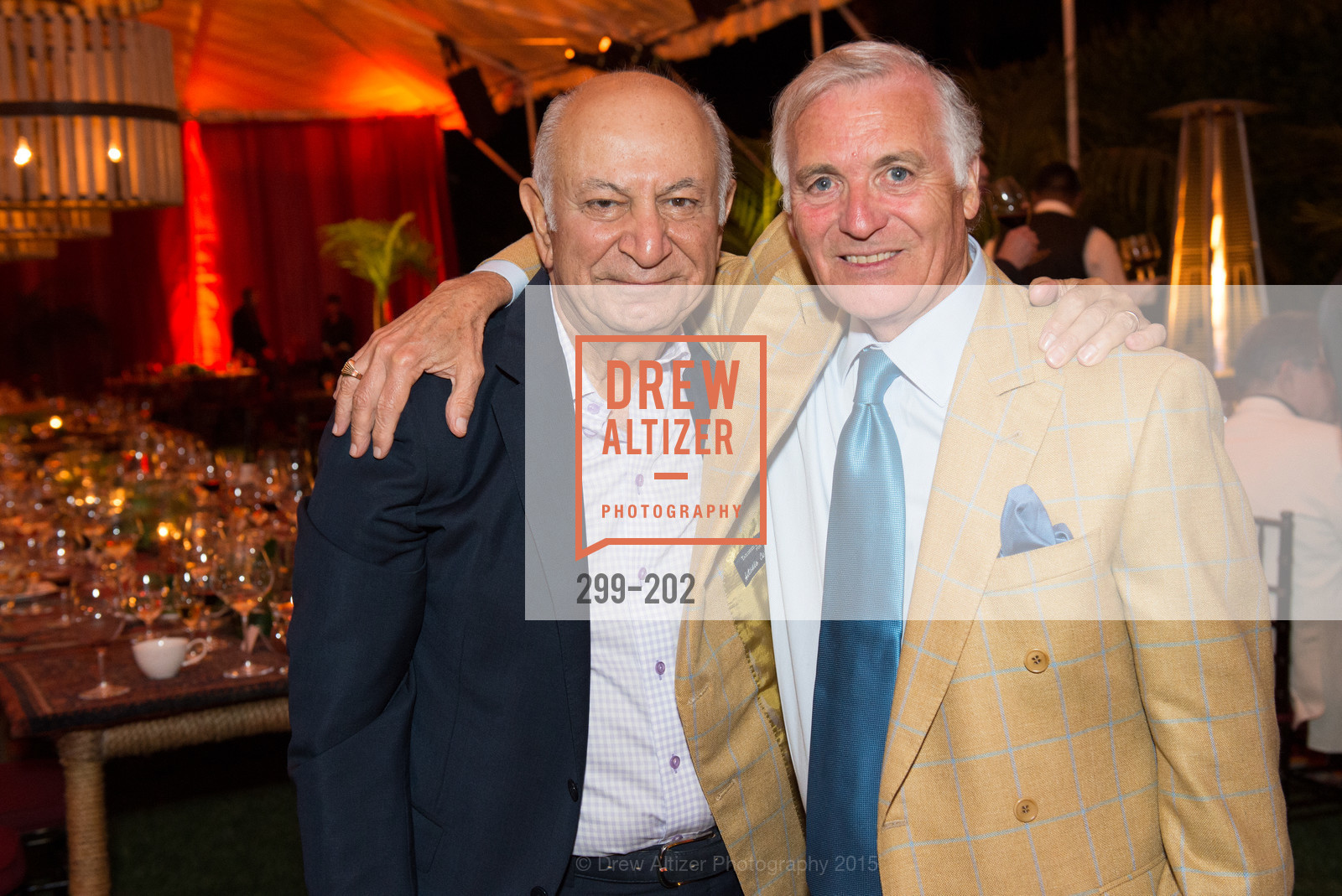 Darioush Khaledi, Antonio Castellucci, Festival del Sole Patron Dinner at Darioush Winery, Darioush Winery. 4240 Silverado Trail, July 24th, 2015,Drew Altizer, Drew Altizer Photography, full-service agency, private events, San Francisco photographer, photographer california