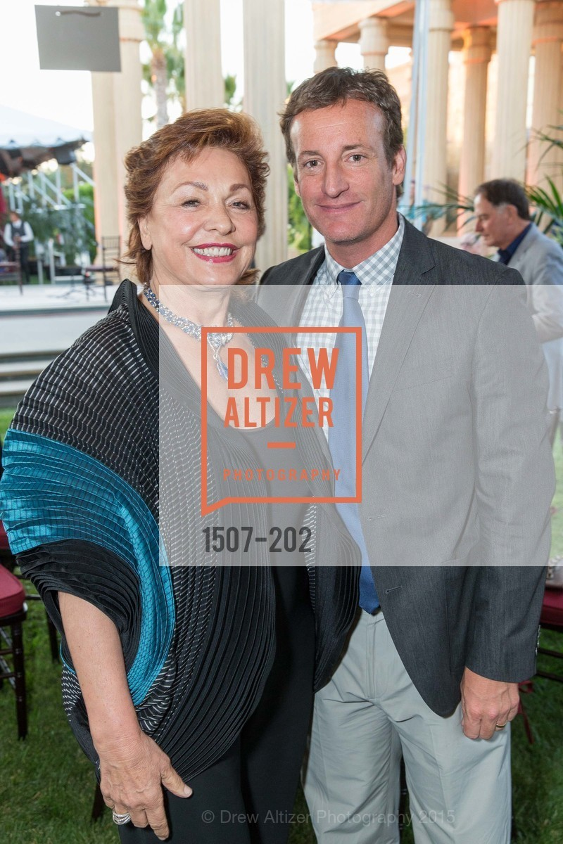 Maria Manetti Shrem, Todd Traina, Festival del Sole Patron Dinner at Darioush Winery, Darioush Winery. 4240 Silverado Trail, July 24th, 2015,Drew Altizer, Drew Altizer Photography, full-service agency, private events, San Francisco photographer, photographer california
