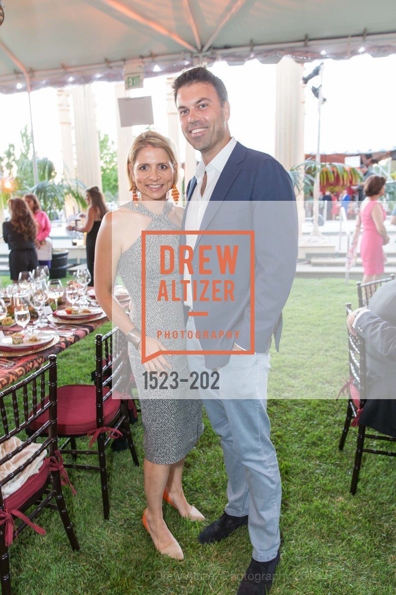 Sabrina Persson, Timothy Persson, Festival del Sole Patron Dinner at Darioush Winery, Darioush Winery. 4240 Silverado Trail, July 24th, 2015,Drew Altizer, Drew Altizer Photography, full-service agency, private events, San Francisco photographer, photographer california