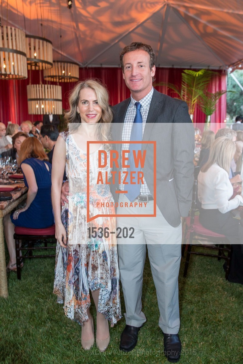 Nadine Weil, Todd Traina, Festival del Sole Patron Dinner at Darioush Winery, Darioush Winery. 4240 Silverado Trail, July 24th, 2015,Drew Altizer, Drew Altizer Photography, full-service agency, private events, San Francisco photographer, photographer california
