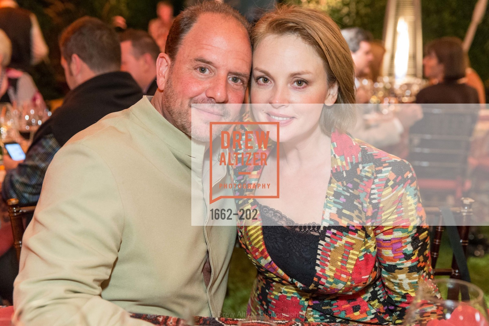 Barrett Wissman, Nina Kotova, Festival del Sole Patron Dinner at Darioush Winery, Darioush Winery. 4240 Silverado Trail, July 24th, 2015,Drew Altizer, Drew Altizer Photography, full-service event agency, private events, San Francisco photographer, photographer California