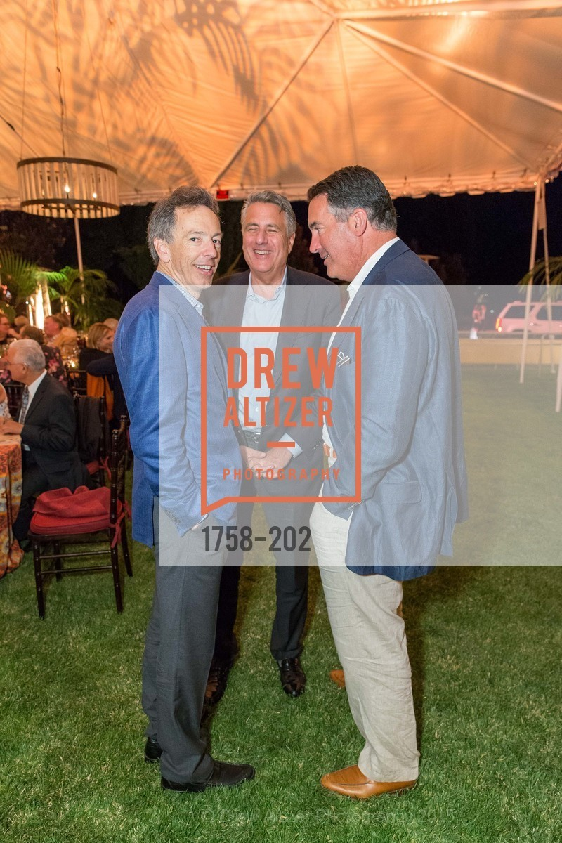 Rick Walker, David Taub, Michael Polenske, Festival del Sole Patron Dinner at Darioush Winery, Darioush Winery. 4240 Silverado Trail, July 24th, 2015,Drew Altizer, Drew Altizer Photography, full-service agency, private events, San Francisco photographer, photographer california