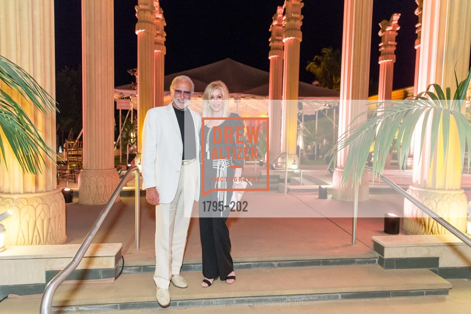 Ted Deikel, Pamala Deikel, Festival del Sole Patron Dinner at Darioush Winery, Darioush Winery. 4240 Silverado Trail, July 24th, 2015,Drew Altizer, Drew Altizer Photography, full-service agency, private events, San Francisco photographer, photographer california