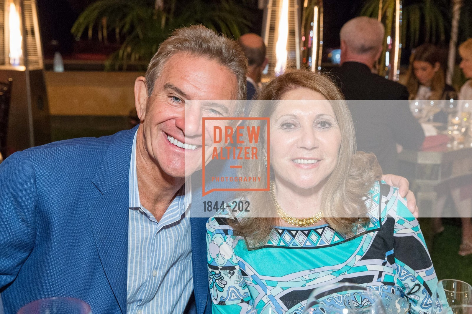 Craig Hall, Athena Blackburn, Festival del Sole Patron Dinner at Darioush Winery, Darioush Winery. 4240 Silverado Trail, July 24th, 2015,Drew Altizer, Drew Altizer Photography, full-service agency, private events, San Francisco photographer, photographer california