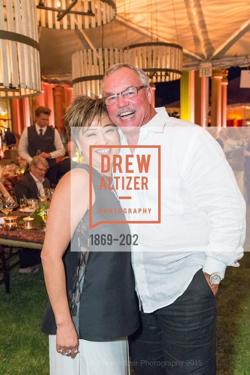 Rosalina Lydster, Martin Lydster, Festival del Sole Patron Dinner at Darioush Winery, Darioush Winery. 4240 Silverado Trail, July 24th, 2015,Drew Altizer, Drew Altizer Photography, full-service agency, private events, San Francisco photographer, photographer california
