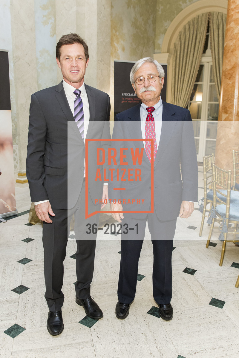 Eric Close, Ron Briggs, Africa Foundation Reception/Auction '17, Private Residence, April 12th, 2017