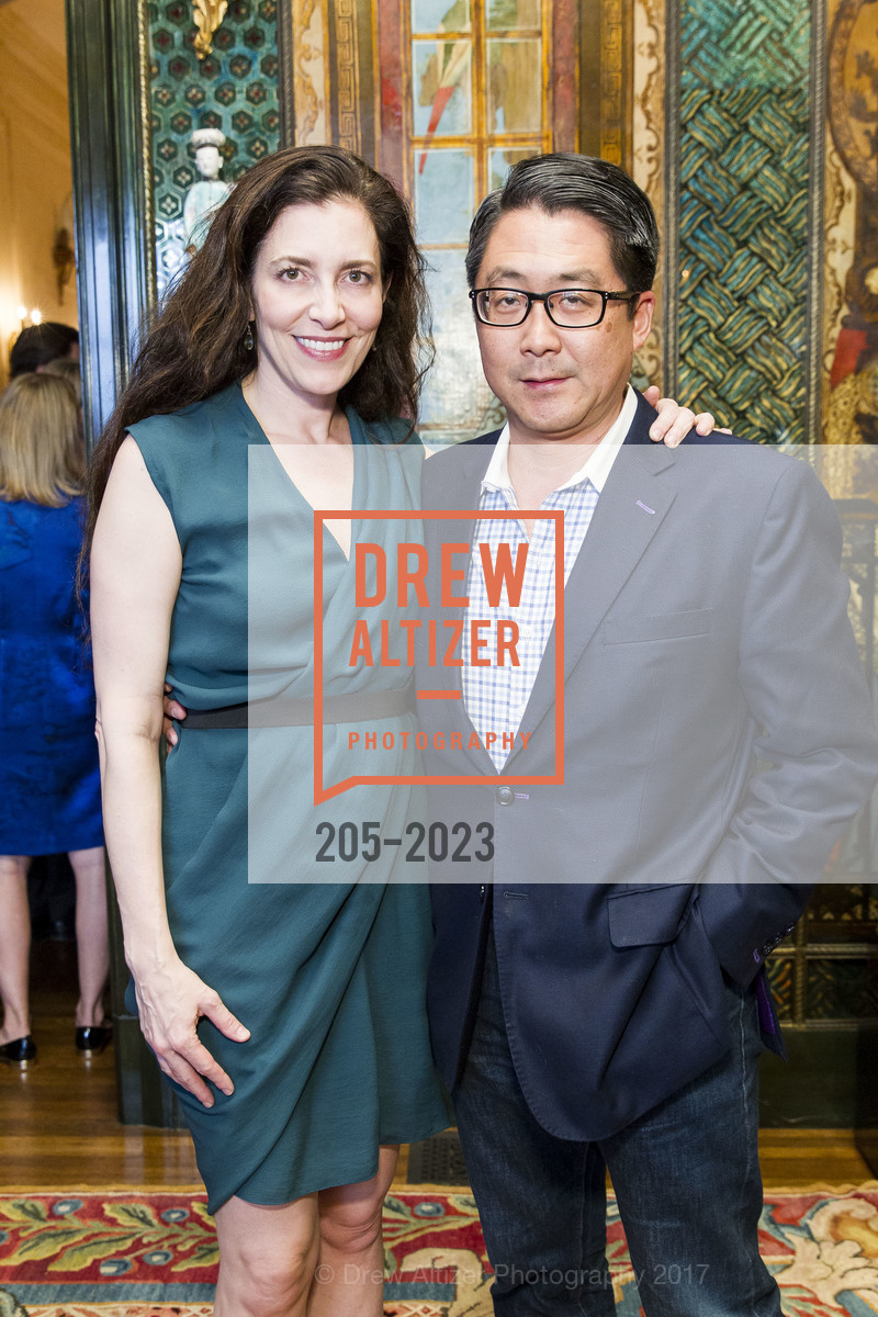 Letitia Kim, Michael Kim, Africa Foundation Reception/Auction '17, Private Residence, April 12th, 2017