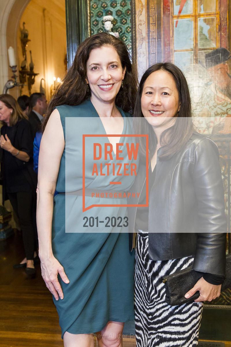 Letitia Kim, Celeste Bobroff, Africa Foundation Reception/Auction '17, Private Residence, April 12th, 2017