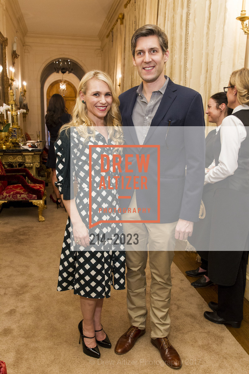 Alex Getty, Tatum Getty, Africa Foundation Reception/Auction '17, Private Residence, April 12th, 2017