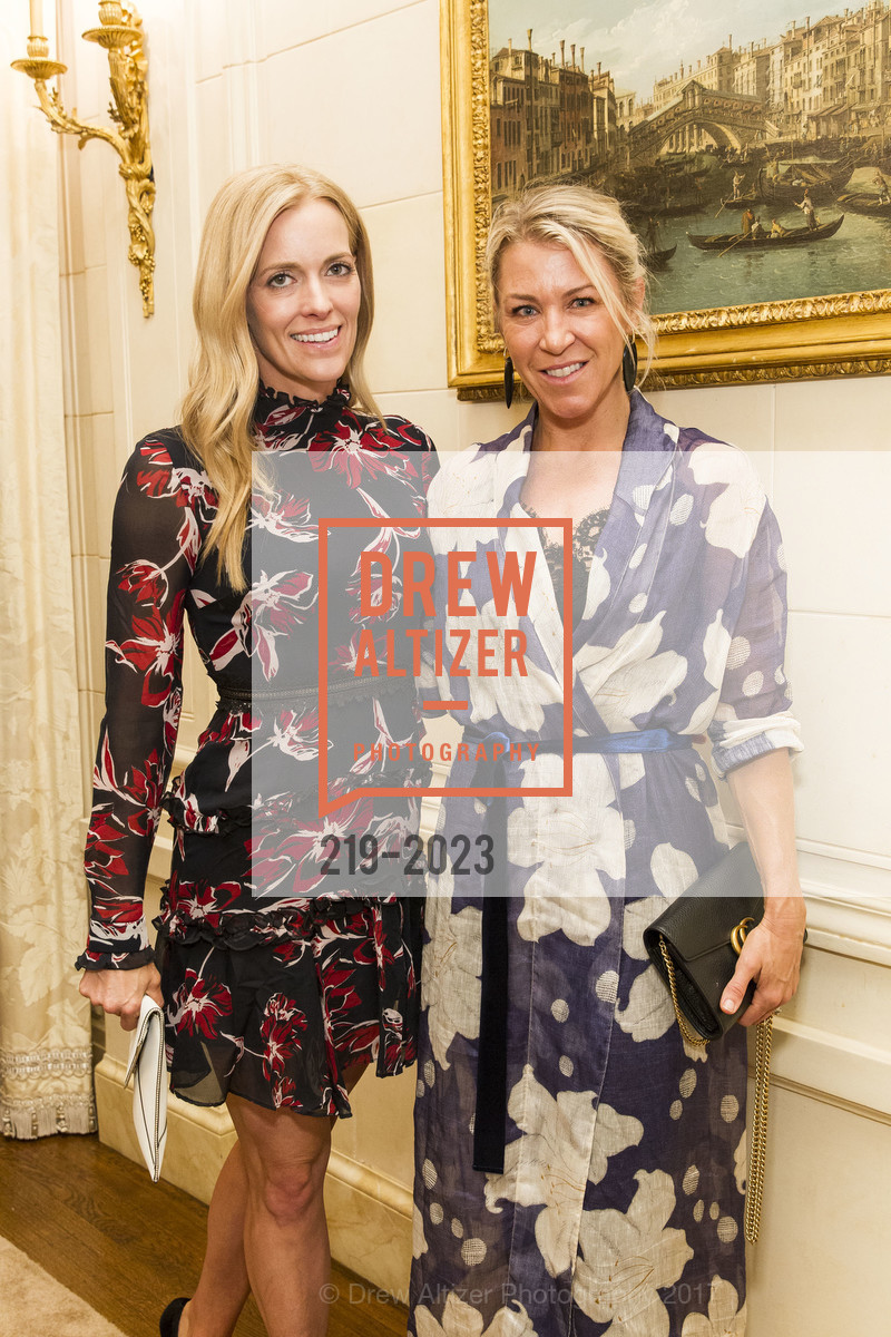 Kelly Anderson, Leslie Olrich, Africa Foundation Reception/Auction '17, Private Residence, April 12th, 2017