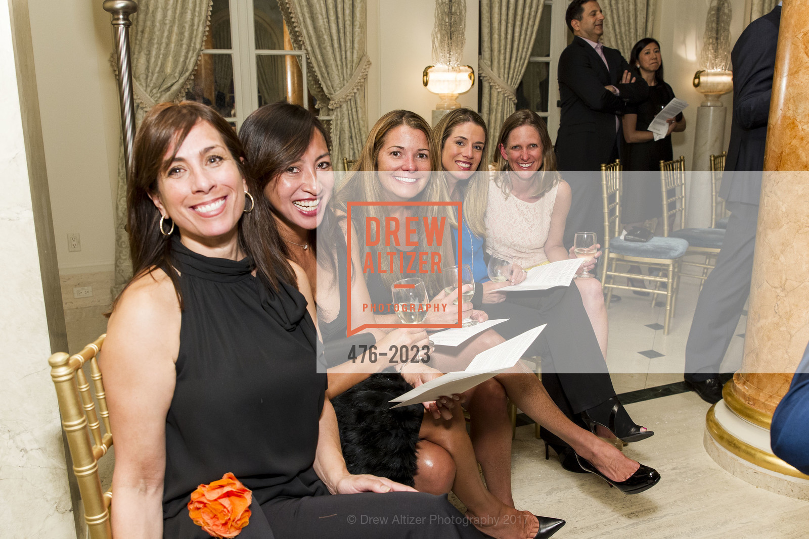 Donna Armstrong, Michelle Robinson, Jennifer Flint, Liz Farrell, Robyn Wilkenson, Africa Foundation Reception/Auction '17, Private Residence, April 12th, 2017