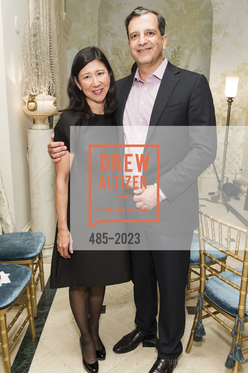 Ali Tabibian, Ann Akichi Kan, Africa Foundation Reception/Auction '17, Private Residence, April 12th, 2017