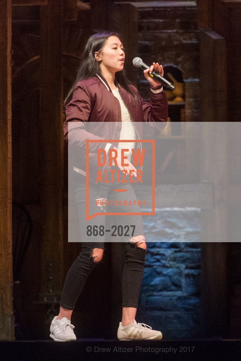 Performance, Hamilton Education Program, April 12th, 2017, Photo