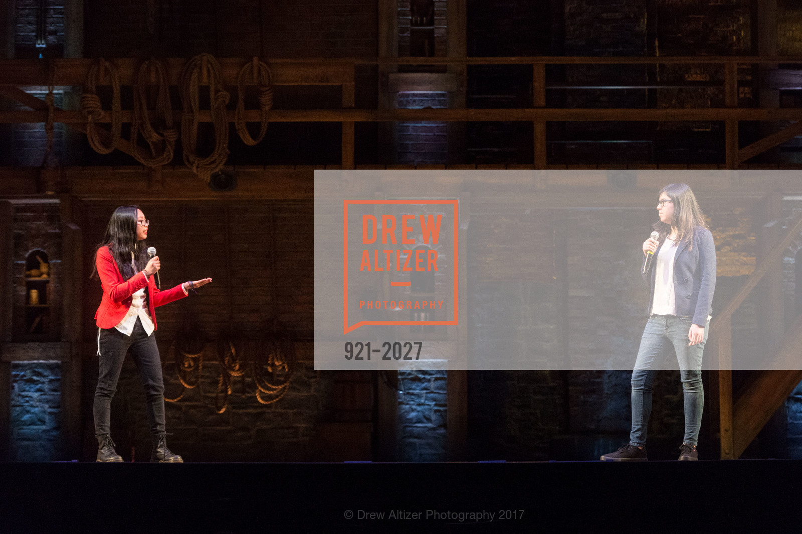 Performance, Hamilton Education Program, April 12th, 2017, Photo