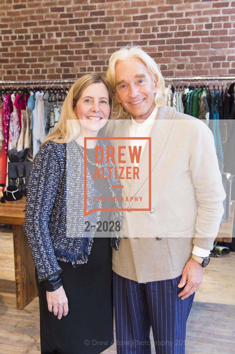 Julia Miller, Jim Miller, Armarium at Hero Shop, Hero Shop. 982 Post St, San Francisco, CA 94109, April 12th, 2017