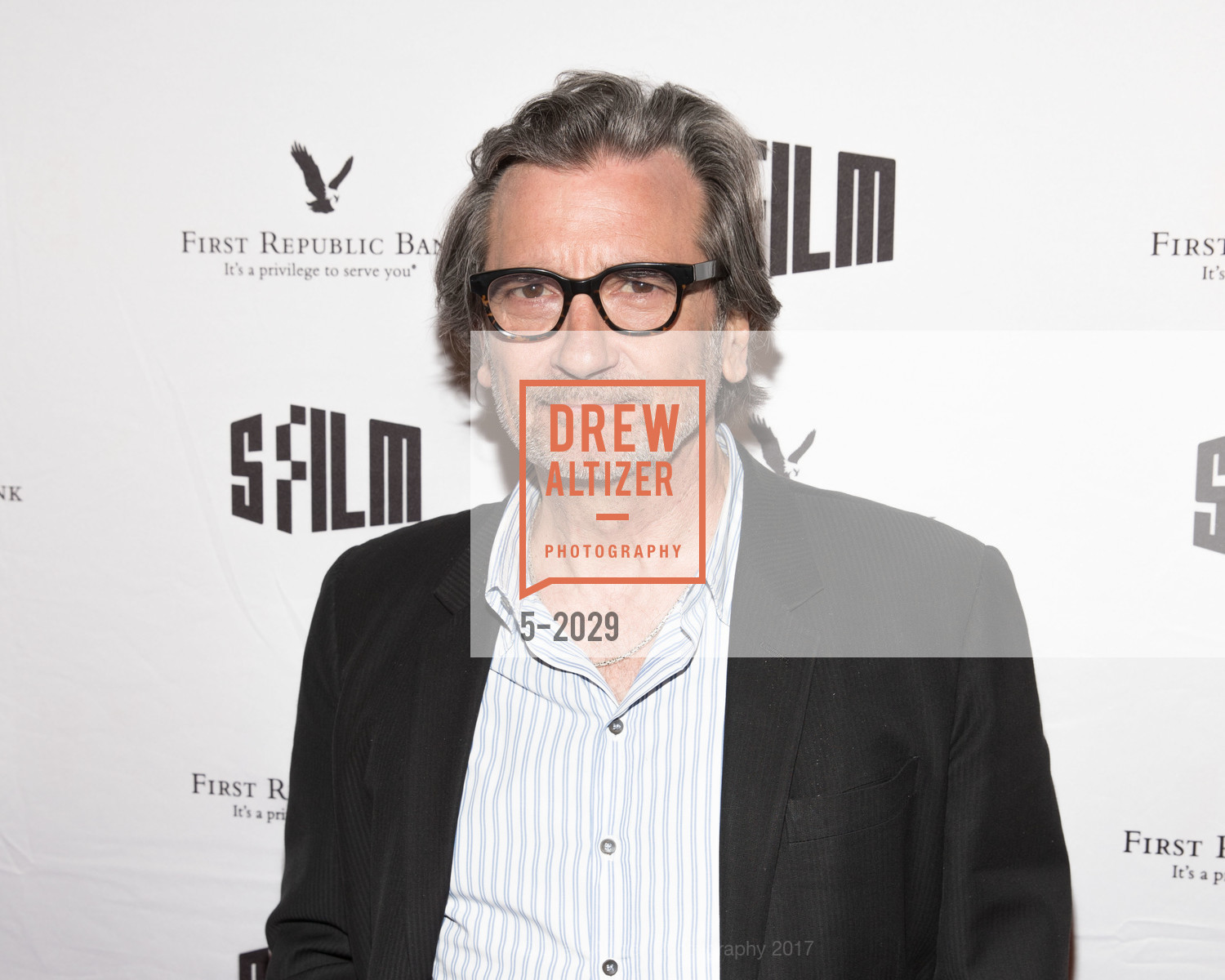 Griffin Dunne, I LOVE DICK: SFFILM Premiere Arrivals, Alamo Drafthouse New Mission. 2550 Mission Street, April 15th, 2017
