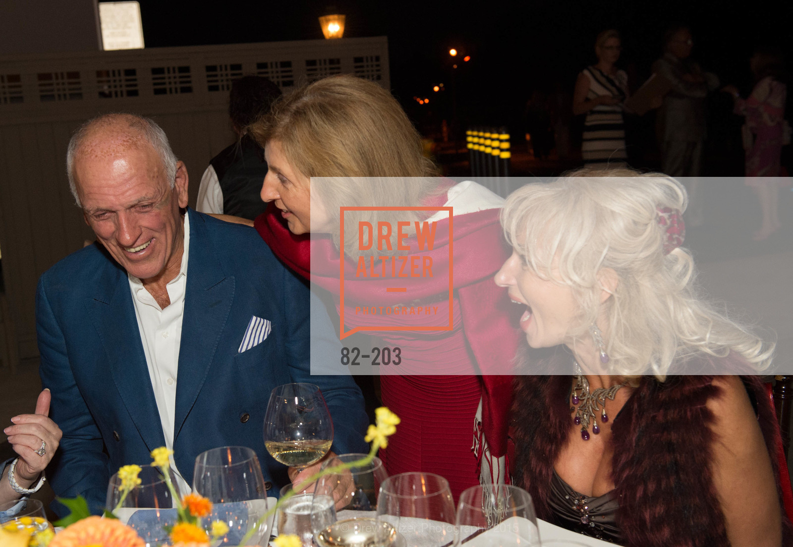 Dario Sattui, Rita Castellucci, Irina Yartseva, Festival del Sole Patron Dinner at Odette Estate, Odette Estate. 5998 Silverado Trail, July 26th, 2015,Drew Altizer, Drew Altizer Photography, full-service agency, private events, San Francisco photographer, photographer california