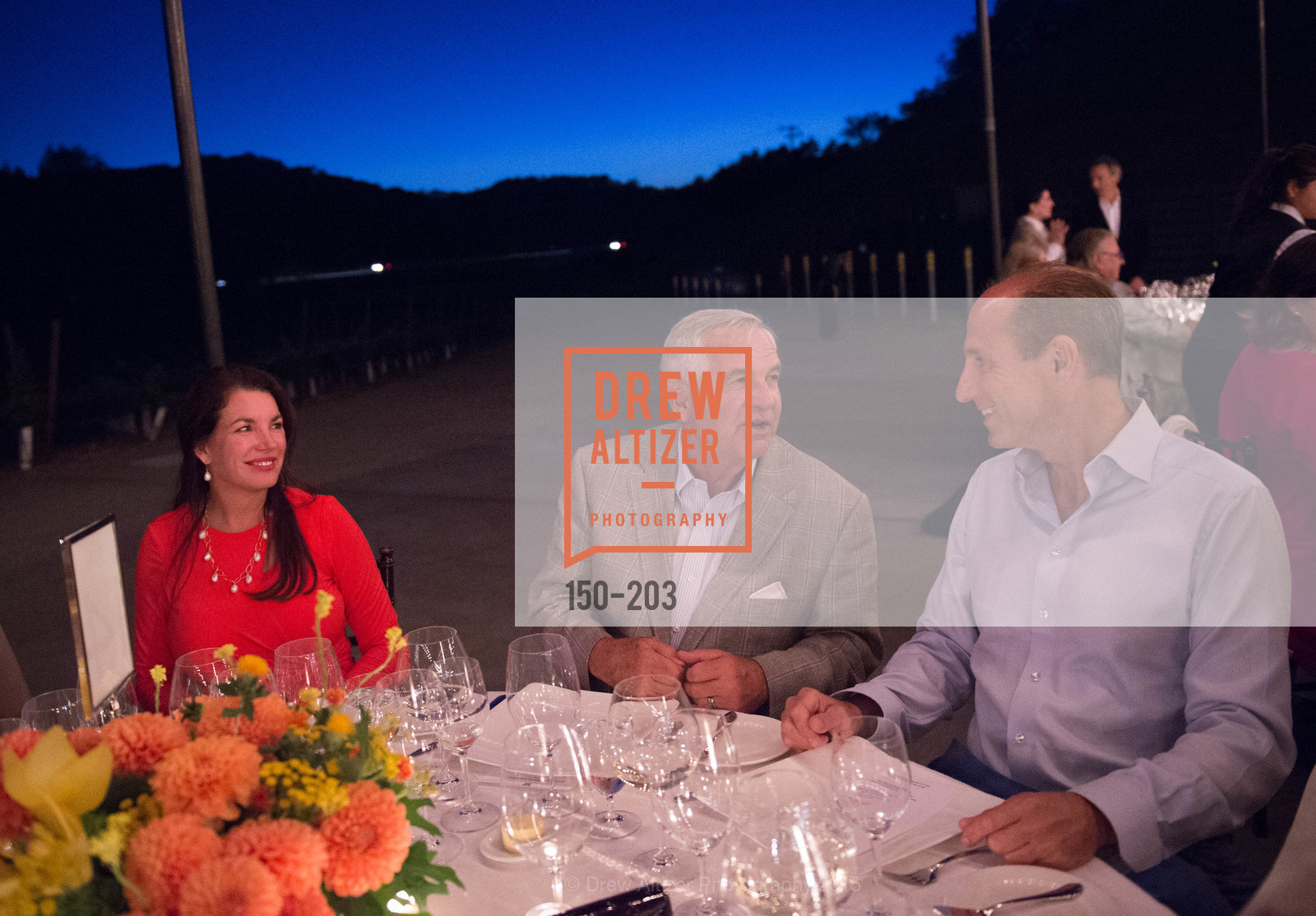 Michelle Baggett, Robin Baggett, Festival del Sole Patron Dinner at Odette Estate, Odette Estate. 5998 Silverado Trail, July 26th, 2015,Drew Altizer, Drew Altizer Photography, full-service agency, private events, San Francisco photographer, photographer california