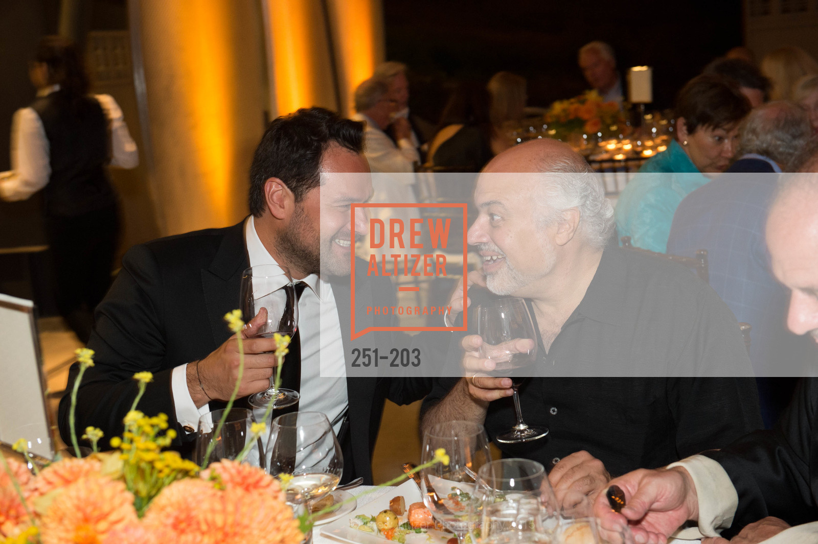 Ildar Abdrazakov, Constantine Orbelian, Festival del Sole Patron Dinner at Odette Estate, Odette Estate. 5998 Silverado Trail, July 26th, 2015,Drew Altizer, Drew Altizer Photography, full-service agency, private events, San Francisco photographer, photographer california