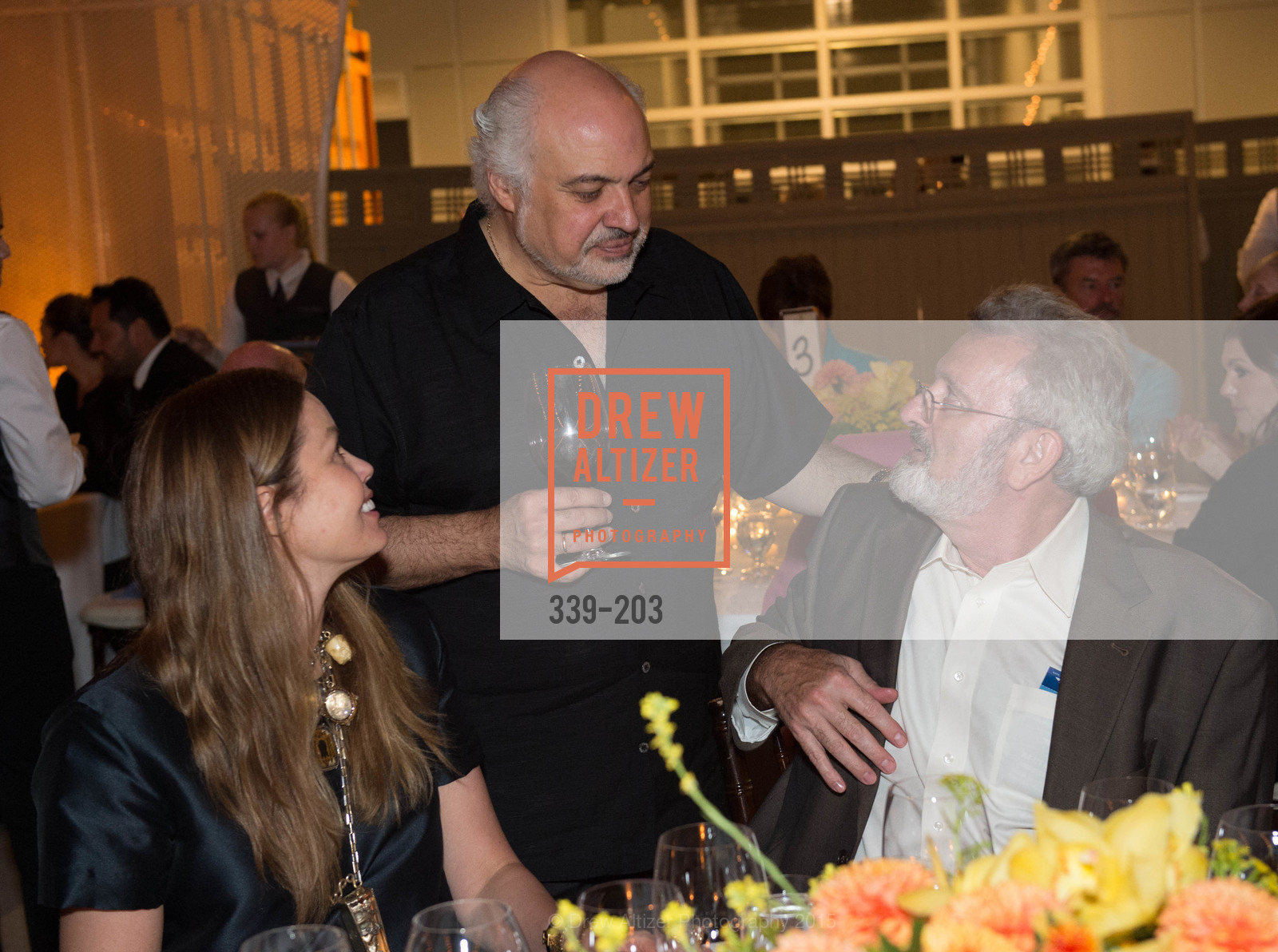 Tatiana Sorokko, Constantine Orbelian, Spyros Tseregounis, Festival del Sole Patron Dinner at Odette Estate, Odette Estate. 5998 Silverado Trail, July 26th, 2015,Drew Altizer, Drew Altizer Photography, full-service agency, private events, San Francisco photographer, photographer california