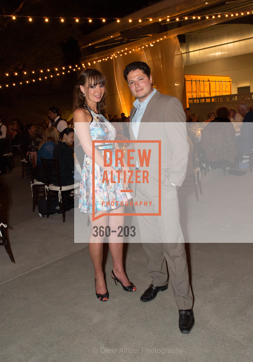 Olya Troxel, Serge Troxel, Festival del Sole Patron Dinner at Odette Estate, Odette Estate. 5998 Silverado Trail, July 26th, 2015,Drew Altizer, Drew Altizer Photography, full-service agency, private events, San Francisco photographer, photographer california