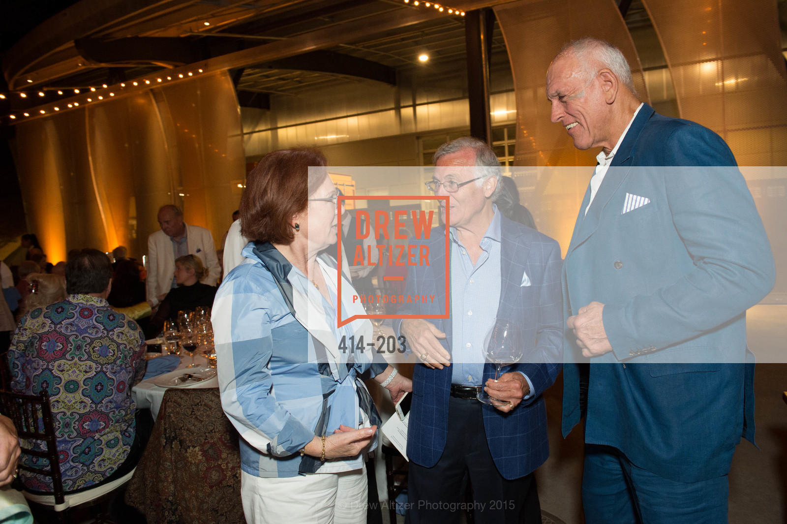 Romana Bracco, Antonio Castellucci, Dario Sattui, Festival del Sole Patron Dinner at Odette Estate, Odette Estate. 5998 Silverado Trail, July 26th, 2015,Drew Altizer, Drew Altizer Photography, full-service agency, private events, San Francisco photographer, photographer california