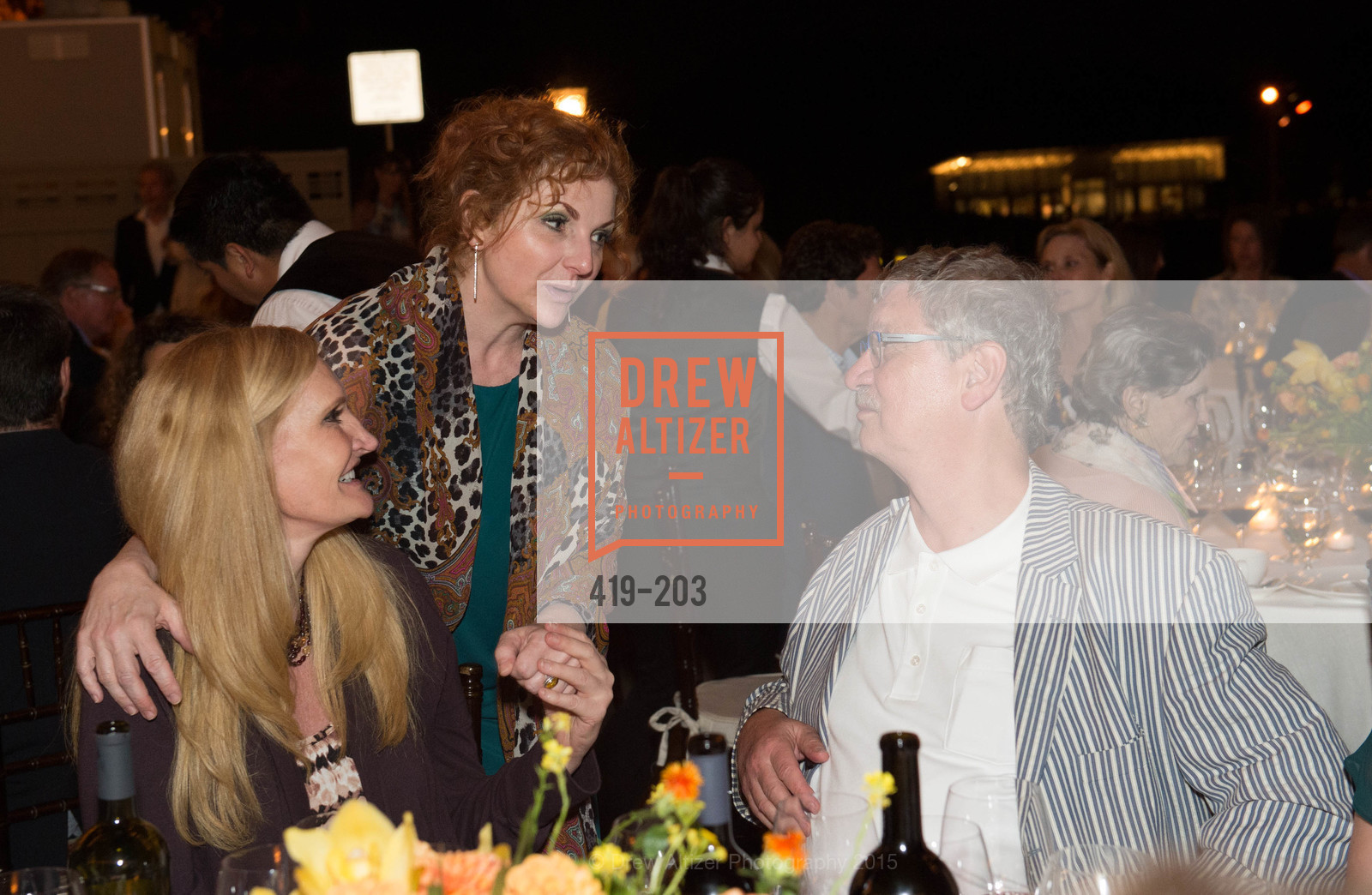 Beth Townsend, Lisa Delan, Job Maarse, Festival del Sole Patron Dinner at Odette Estate, Odette Estate. 5998 Silverado Trail, July 26th, 2015,Drew Altizer, Drew Altizer Photography, full-service agency, private events, San Francisco photographer, photographer california
