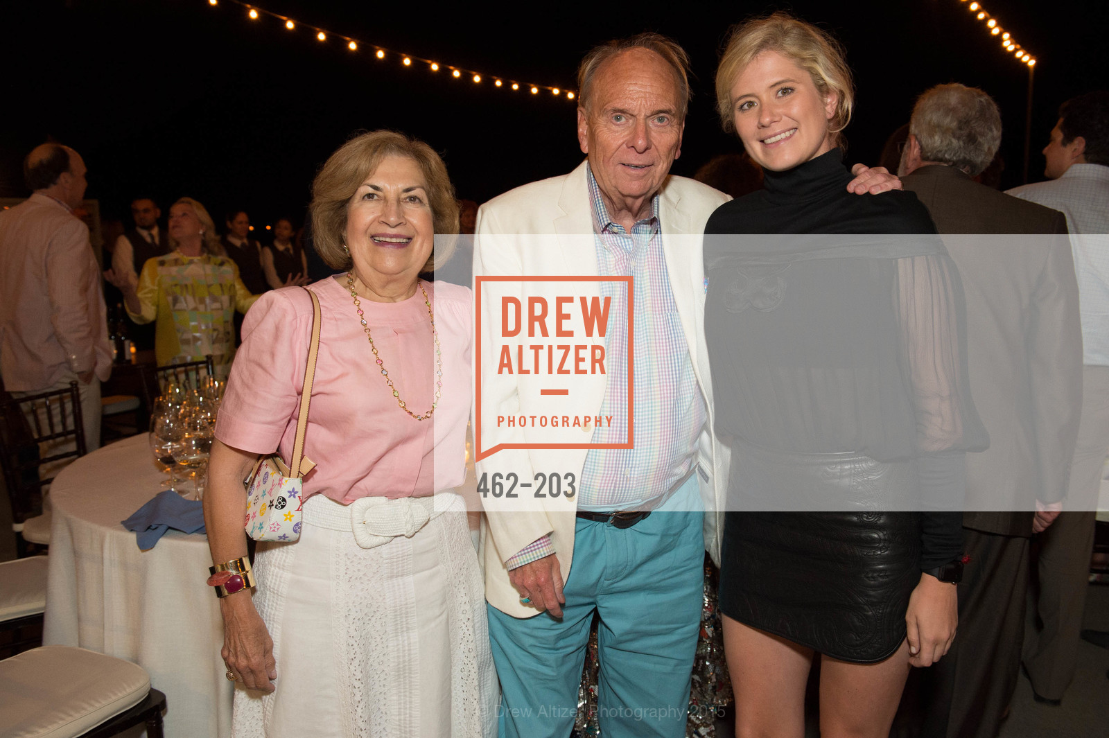 Joan Silva, David Pace, Stephanie Lawrence, Festival del Sole Patron Dinner at Odette Estate, Odette Estate. 5998 Silverado Trail, July 26th, 2015,Drew Altizer, Drew Altizer Photography, full-service event agency, private events, San Francisco photographer, photographer California