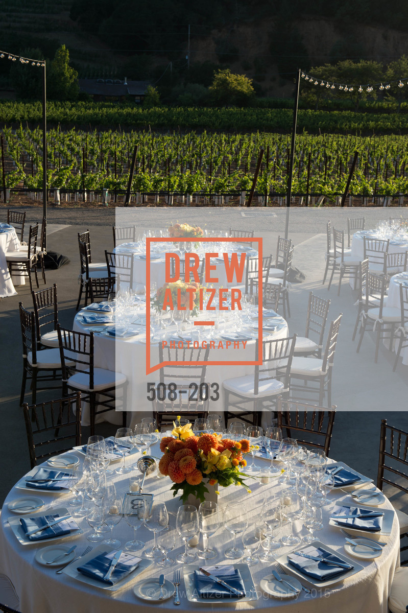 Atmosphere, Festival del Sole Patron Dinner at Odette Estate, Odette Estate. 5998 Silverado Trail, July 26th, 2015,Drew Altizer, Drew Altizer Photography, full-service event agency, private events, San Francisco photographer, photographer California