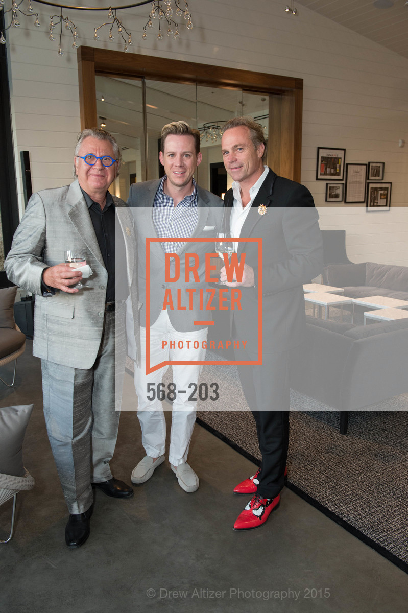 Michel Cornu, Ryan Belongie, Jean-Charles Boisset, Festival del Sole Patron Dinner at Odette Estate, Odette Estate. 5998 Silverado Trail, July 26th, 2015,Drew Altizer, Drew Altizer Photography, full-service agency, private events, San Francisco photographer, photographer california