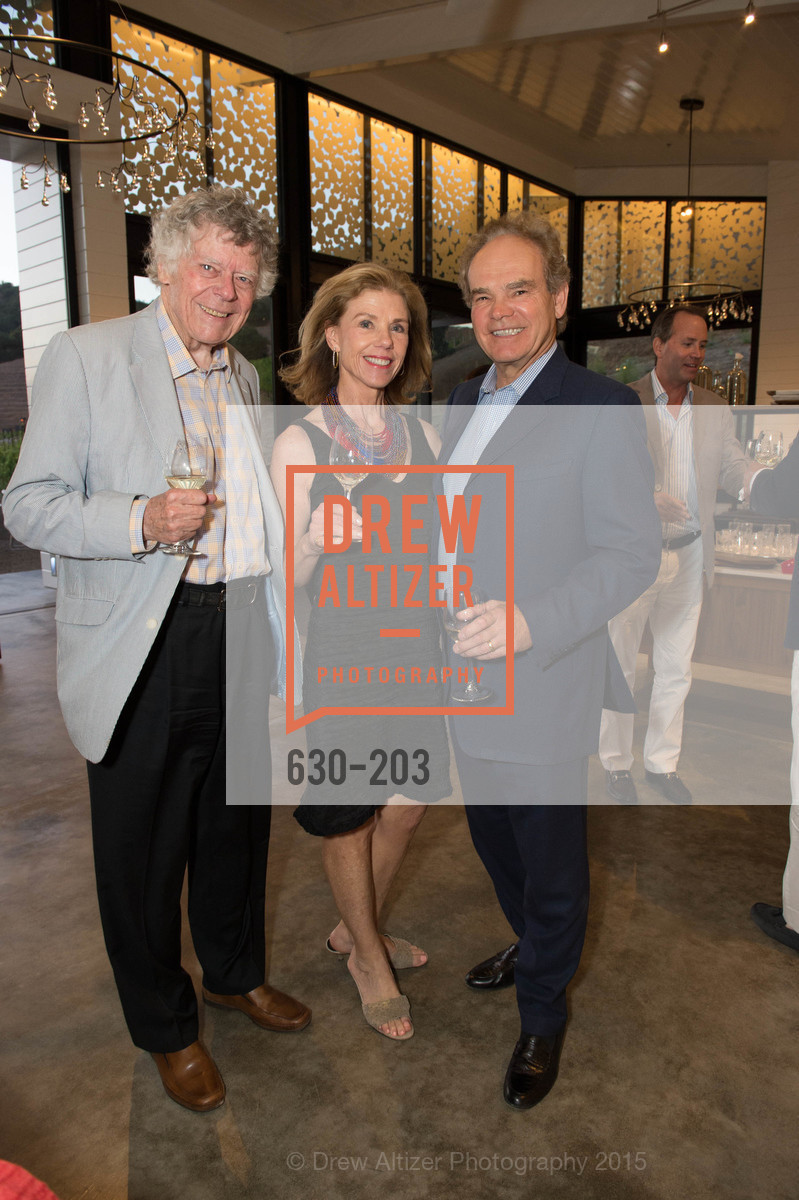 Gordon Getty, Kay Fike, Steve Fike, Festival del Sole Patron Dinner at Odette Estate, Odette Estate. 5998 Silverado Trail, July 26th, 2015,Drew Altizer, Drew Altizer Photography, full-service agency, private events, San Francisco photographer, photographer california
