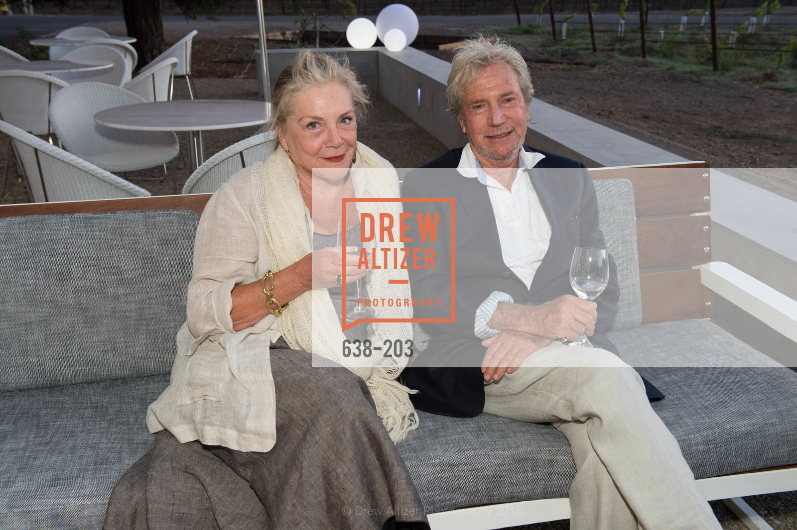 Robin Allen, Gene Allen, Festival del Sole Patron Dinner at Odette Estate, Odette Estate. 5998 Silverado Trail, July 26th, 2015,Drew Altizer, Drew Altizer Photography, full-service agency, private events, San Francisco photographer, photographer california